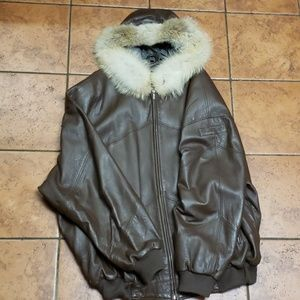 💰Pelle Pelle Leather Bomber 💰